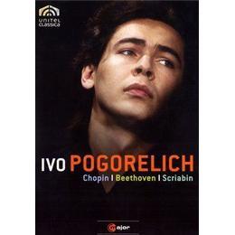 Ivo Pogorelich Piano Recital (Works By Chopin/ Beethoven/ Prokofiev/ Scriabin) [DVD] [1986]